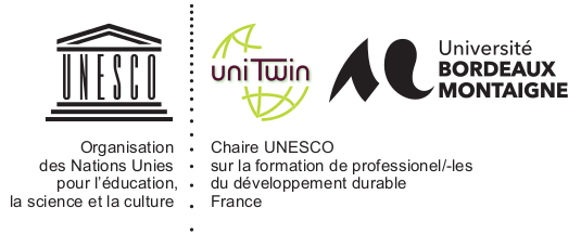 Logo Chaire UNESCO Bordeaux