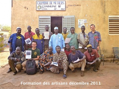 formation artisans