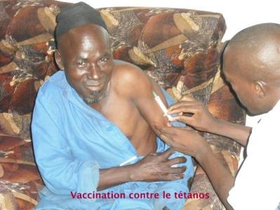 vaccination antittanique